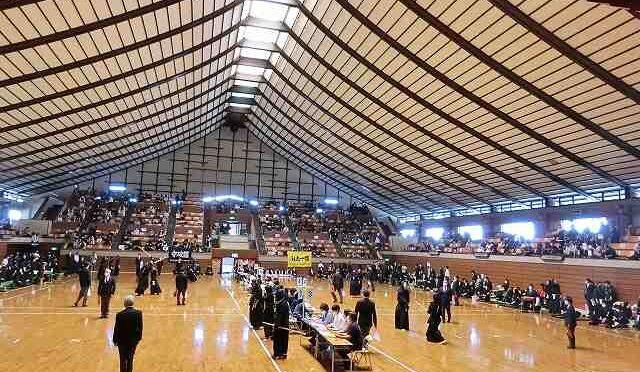 令和3年度知事杯争奪第60回岩手県下少年剣道大会【結果】
