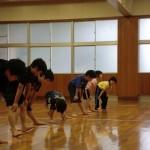 準備体操2