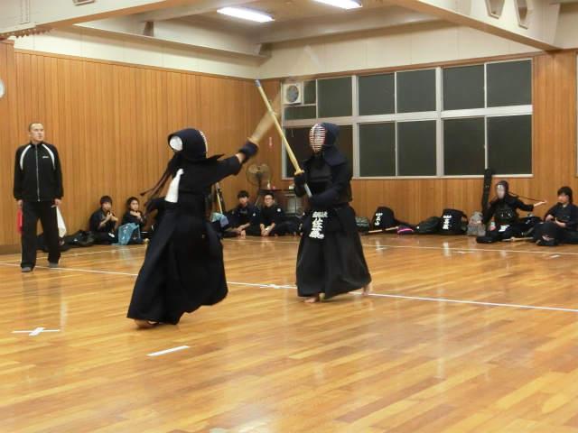 秋季選手権と級審査「10月1日(木)」