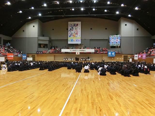 岩手県スポーツ少年団剣道大会に参加しました
