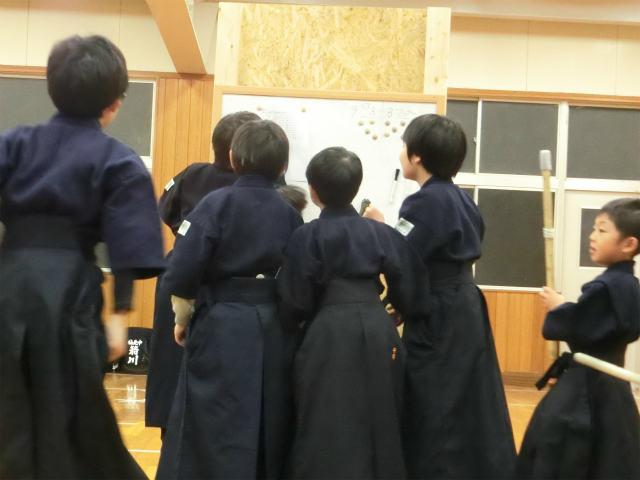 冬季級審査・選手権大会(小学生の部)「12月20日(日)」
