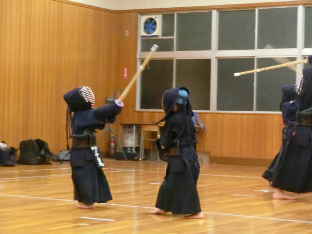 練習日誌「10月24日(火)」