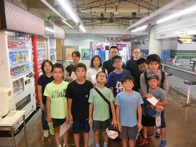 7月22日(日)ボーリング大会