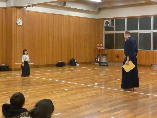 練習日誌「12月15日(土)」級審査と選手権大会
