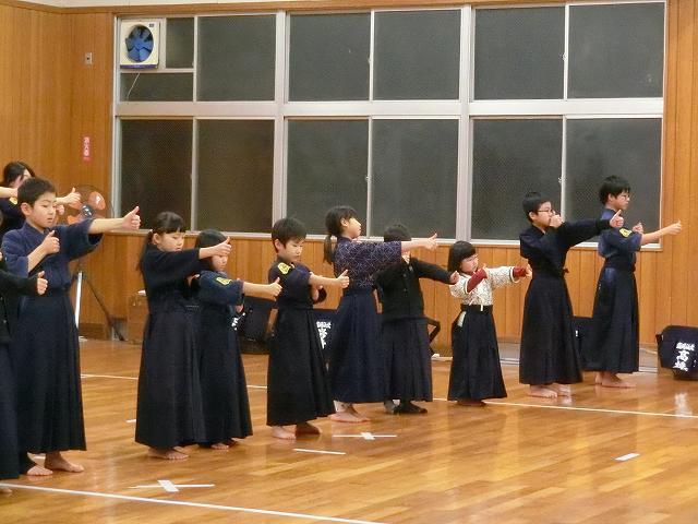 稽古日誌「1月12日(土)」寒稽古6日目