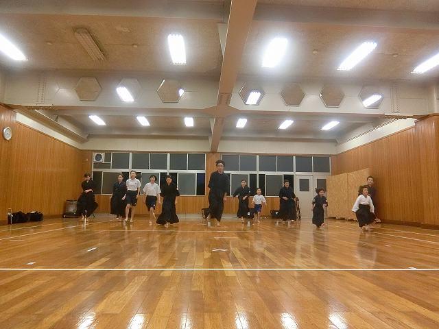 稽古日誌「7月23日(火)」